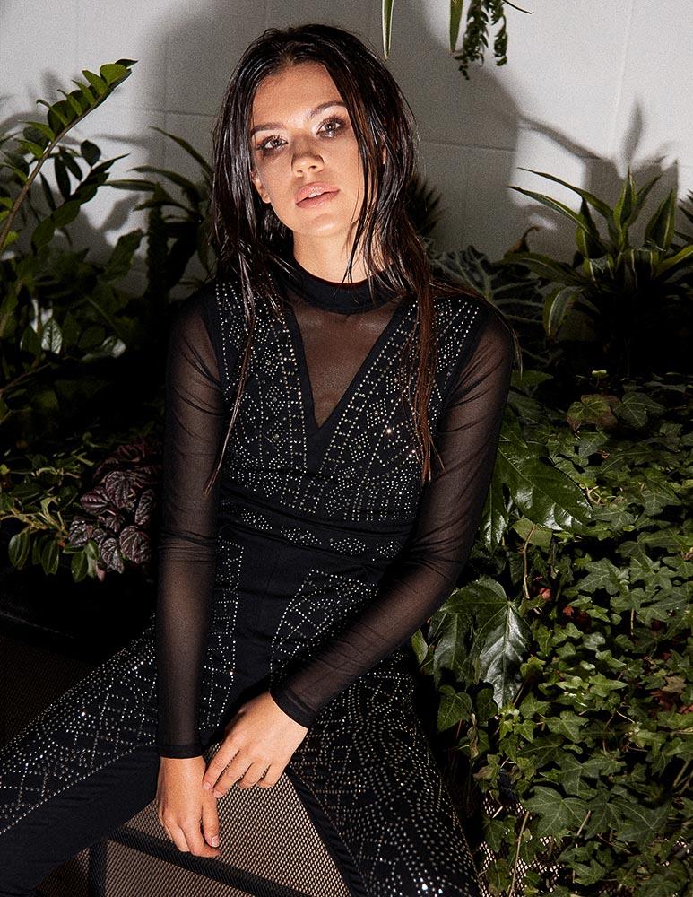Editorial Fashion Cliche Magazine Fotografie de Moda Constanta Bucuresti | Fotograf Bogdan Teodorov | Locatie Botanica | Fashion Stylist