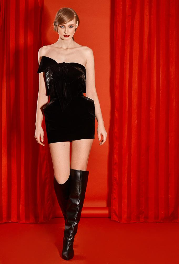 Lookbook Designer Alina Avram Fotografii de Produs Rochii Elegante | Fotograf Profesionist | Studio Foto Constanta Bucuresti