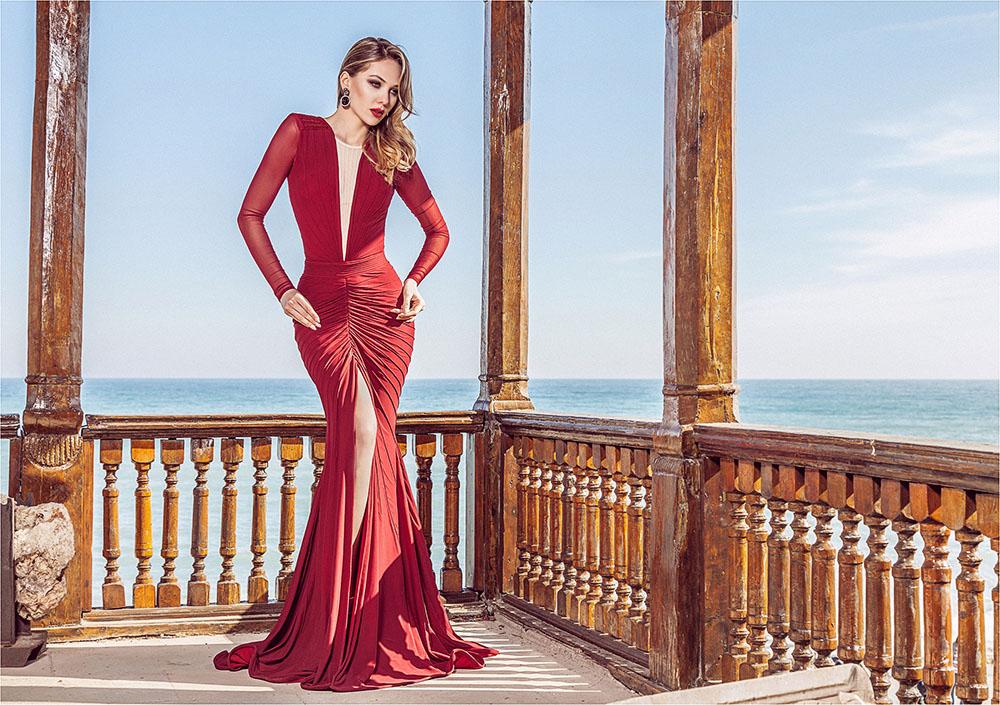 Fotograf de moda Romania rochii Cielle Couture fashion