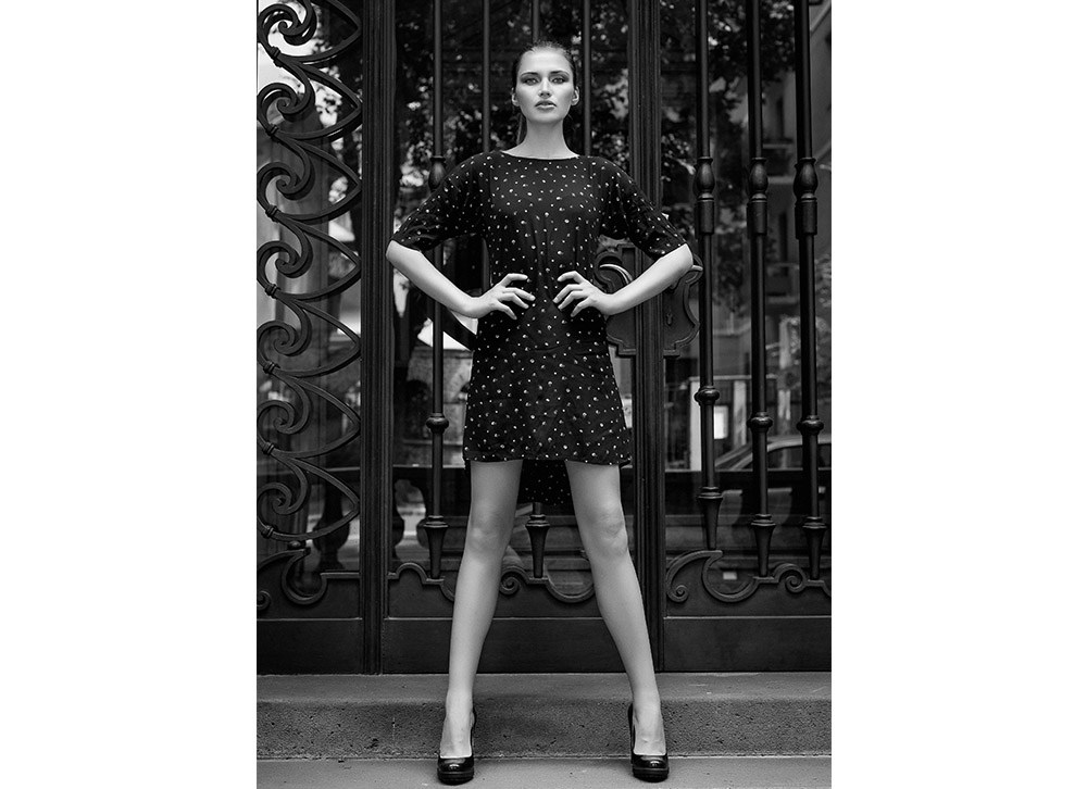 Model Test Ekaterina WhyNot Models Milano, fotograf de moda