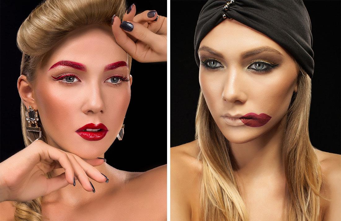 fotografie makeup artist Corina Tudor fotograf de moda