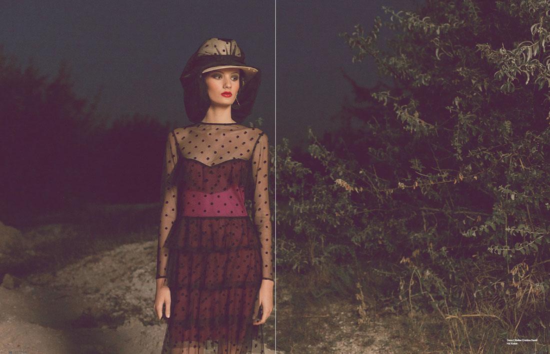 Editorial Fashion Estela Magazine, Fotograf de moda, Constanta
