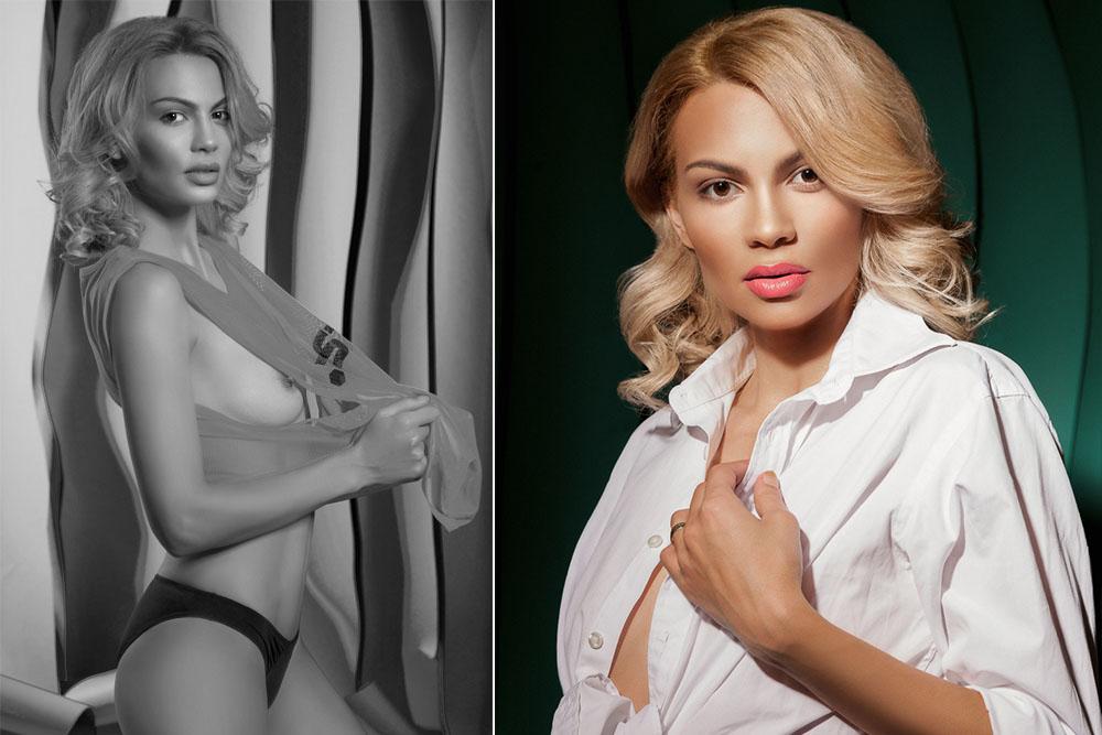 Fotografie glamour pentru revista NIF, studio foto Constanta, fotograf fashion, boudoir, moda