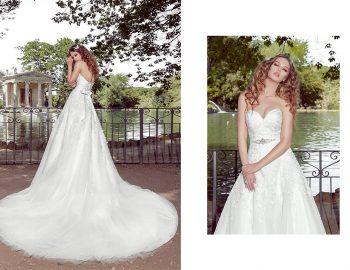 Lookbook rochii mireasa Amanda di Velli Bridal, fotograf, fotografie fashion, moda, campanie, produs, bucuresti, constanta, studio foto, hair
