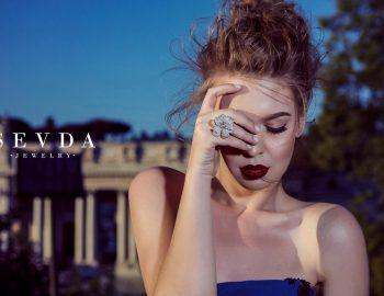 Sedinta foto fashion campanie Sevda Jewelry, fotograf, fotografie moda, bijuterii, lookbook, constanta, bucuresti, glamour, studio, accesorii