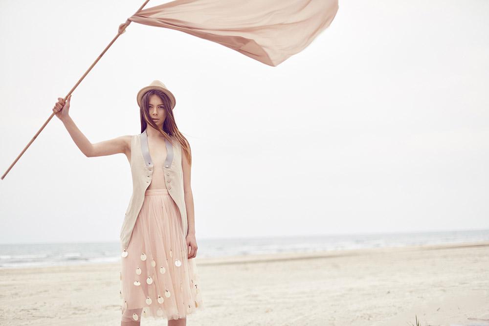 Fotografii editorial fashion revista Trend Prive, fotograf moda beauty lookbook campanie produs makeup modele Constanta Bucuresti coafura