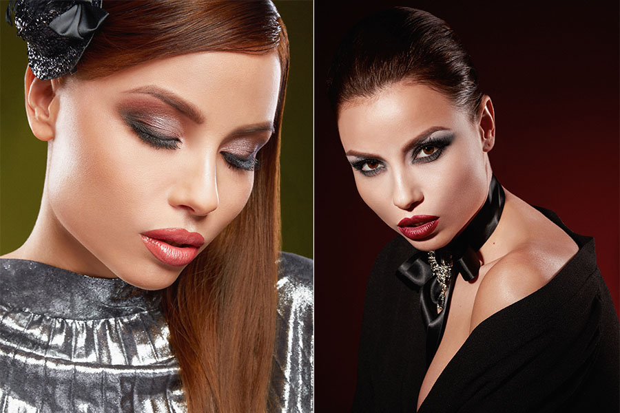 Sedinta foto First Makeup School beauty Constanta fotograf studio Bucuresti coafura lookbook campanie produs magazin online fashion moda stil