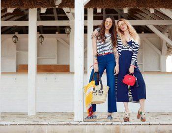 fabulous muses alina tanasa diana enciu fotograf fotografie fashion blogger bucuresti constanta tommy hilfiger moda lookbook bijuterii plaja