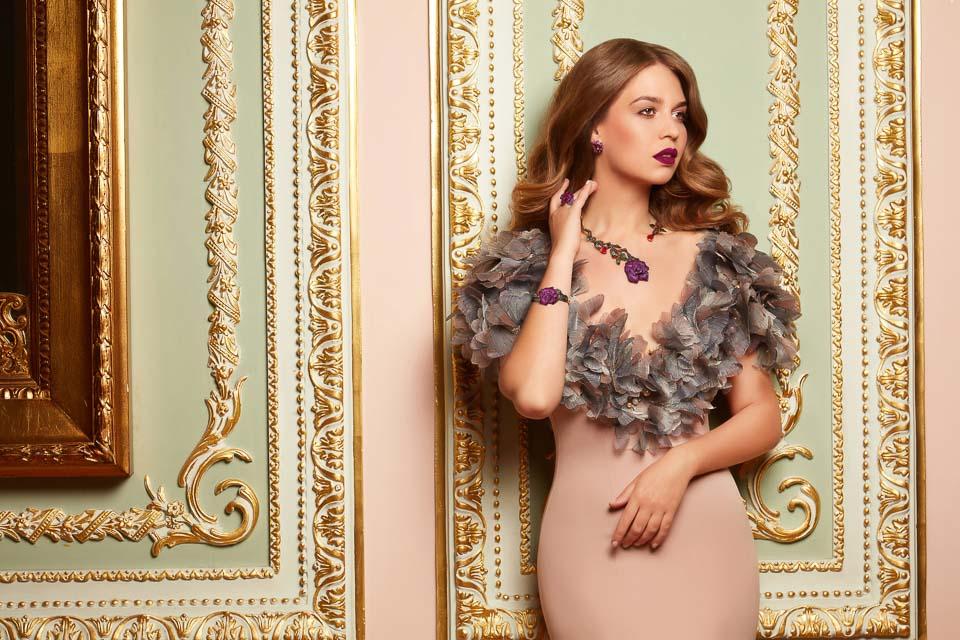 Sedinta foto Campanie Sevda Jewelry couture