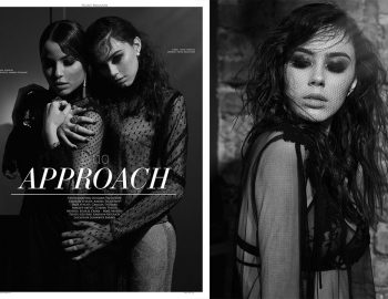 Fotografie fashion editorial Promo Magazine New York constanta bucuresti fotograf studio foto lookbook campanie produs makeup beauty glamour