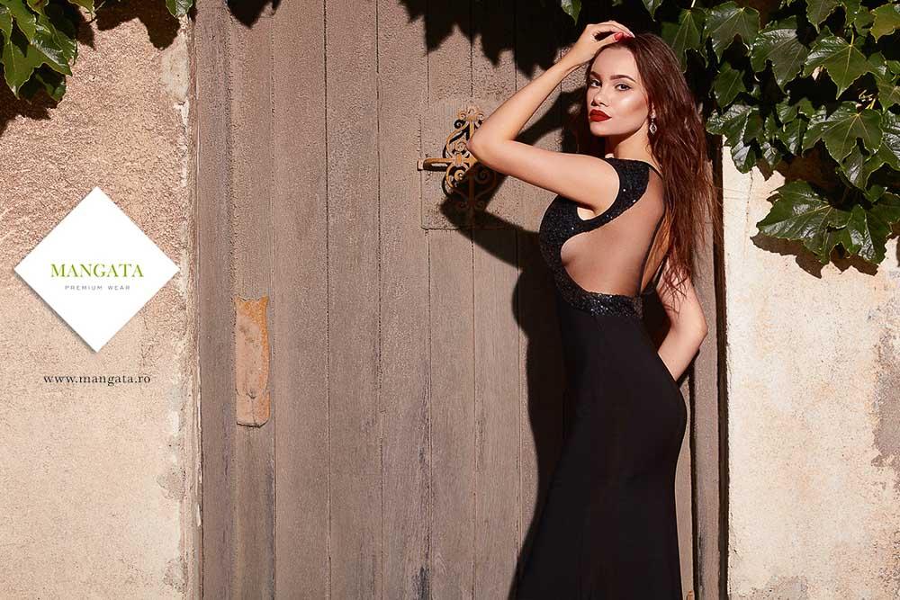 Campanie Mangata Premium Wear fotograf fashion Bucuresti rochii seara mireasa Constanta moda profesionist fotografii imagine produs magazin