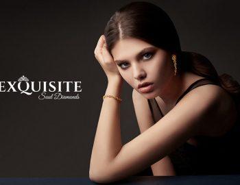 Campanie Exquisite Soul Diamonds sedinta foto bijuterii fotograf bucuresti roman fotografie lookbook fashion studio jewelry Constanta roman