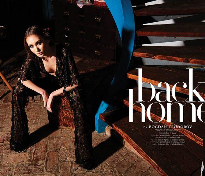 Cover Story Revista 7 Hues