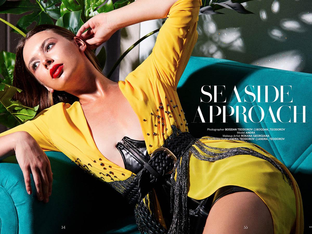Cauti un Fotograf Profesionist in Constanta? Cere o Oferta! Editorial Fashion Gezno Magazine Fotograf Profesionist Constanta