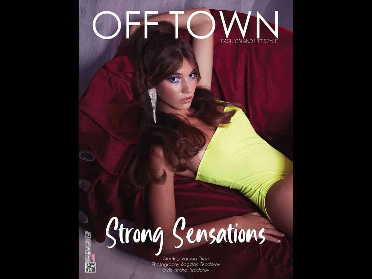 Cover si Editorial Revista Off Town Fotograf Bogdan Teodorov | Cauti un Fotograf Profesionist? Contacteaza Fashion Books Constanta